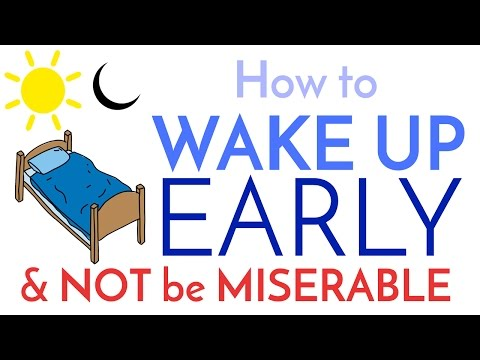 A Med School Student's Advice On Waking Up Early