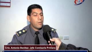 preview picture of video 'Fatal Accidente en acceso a Ituzaingó'