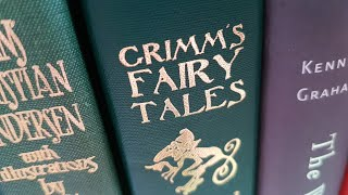 Grimms Fairy Tales - Arthur Rackham (Cala) - Beautiful Book Review