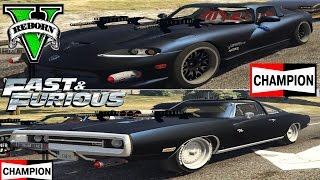 Dukes of Death 1970 Dodge Charger