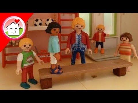 Playmobil Film Deutsch Wintereinbruch Bei Familie Hauser Kinder