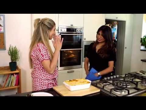 Cook with Keema - Stacey Solomon and Nisha Katona