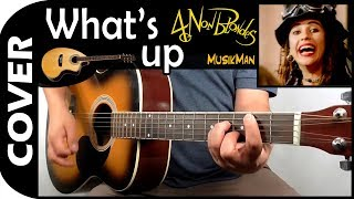 What's Up 🎩 - 4 Non Blondes / MusikMan #128