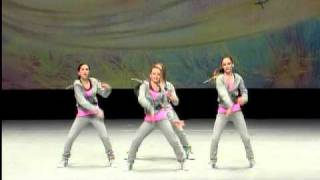 "Dance FX - ""My Chick Bad"" Hip Hop Small Group"