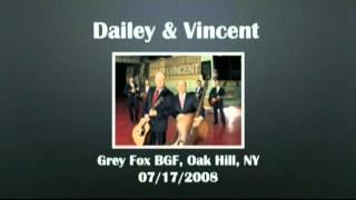【CGUBA200】Dailey & Vincent 07/17/2008