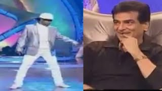Dance India Dance Season 2 - Dharmesh Sir Imitating Jumping Jack Jeetendra Dance Style