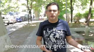 Hovhannes Davtyan - Zgacel eq ?