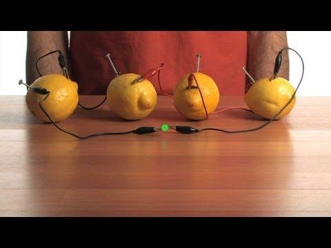 Citrus friut battery