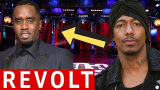 P Diddy Tells Nick Cannon To COME HOME To Revolt Where You BELONG!