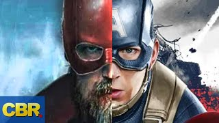 Captain America And Red Guardian Have Some Serious Similarities