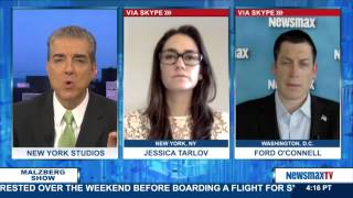 Malzberg | Panel with Jessica Tarlov and Ford O'Connell