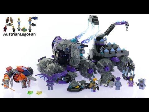 Vidéo LEGO Nexo Knights 70352 : La tête d'assaut de Jestro