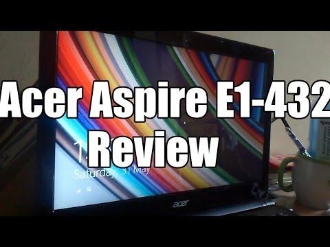 Acer Aspire E1-432 Laptop Review