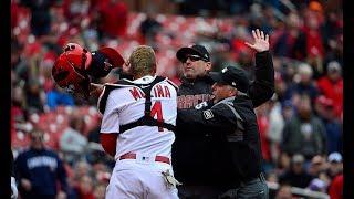 MLB | 2018 April Ejections ᴴᴰ