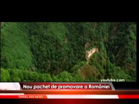 Noul pachet de promovare turistică a României – VIDEO