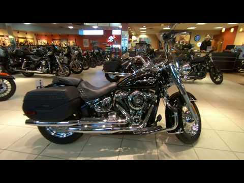 2020 Harley-Davidson FLHC Softail Heritage Classic