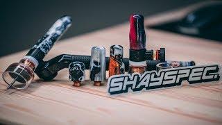 GTAWTIG Torch Part: Back Caps | Shayspec | Turned On Lathe