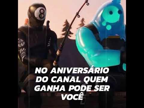 Sorteio de aniversário do canal !!