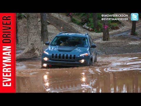 Off-Road: 2015 Jeep Cherokee Trailhawk 4×4 on Everyman Driver