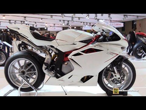 2015 MV Agusta F4 - Walkaround - 2014 EICMA Milan Motorcycle Exhibition