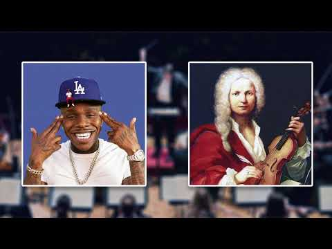 Dababy - Suge Orchestral Version | What if VIVALDI Produced for DABABY | Four Seasons Remix