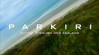 Cinematic FPV | Flying Over New Zealand - Parkiri