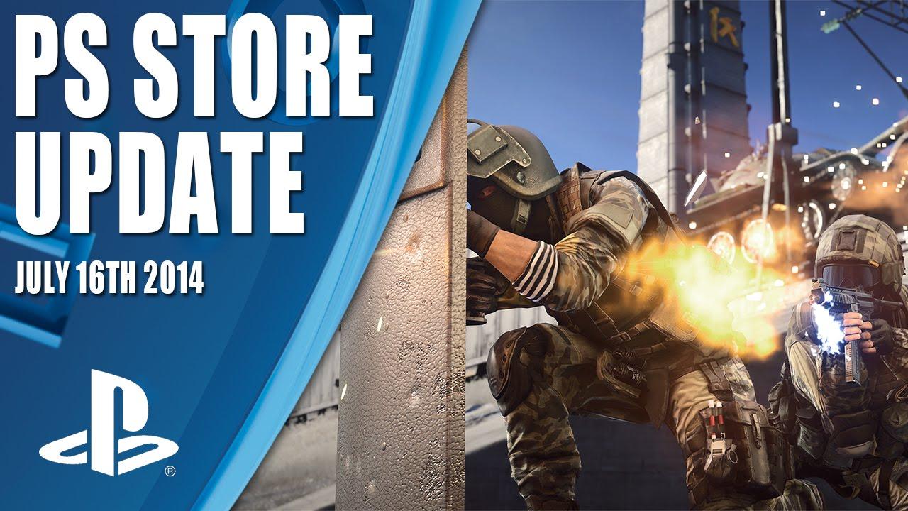 Mise à jour du PlayStation Store : Destiny et la pré-commande de The Last of Us Remastered sur PS4