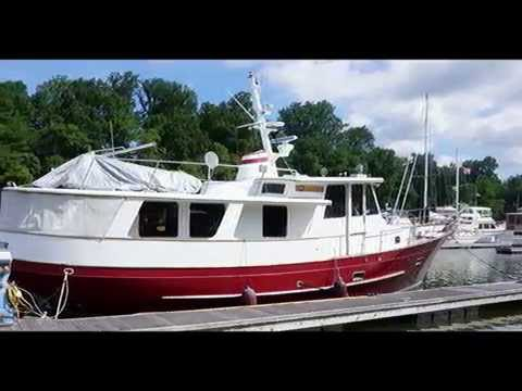 Transworld Fantail 50 Pilothouse Trawler video
