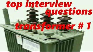 Interview questions transformer #1