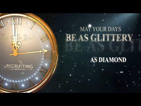 Create happy new year greetings countdown video for 20 bozo new year greetings countdown video youtube m4hsunfo