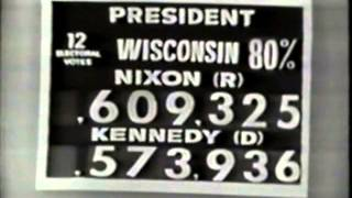 ELECTION NIGHT 1960 (NBC-TV COVERAGE)