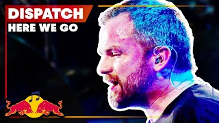 "Dispatch - ""Here We Go"" LIVE at the Red Bull Arena"