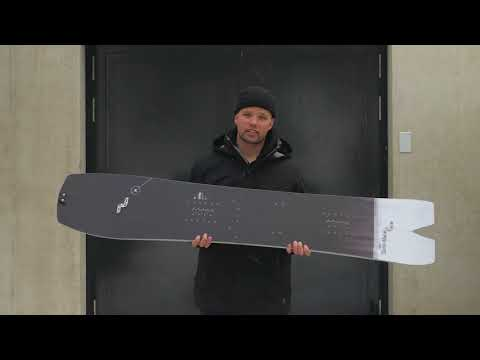 2019 Nitro Squash Splitboard Review