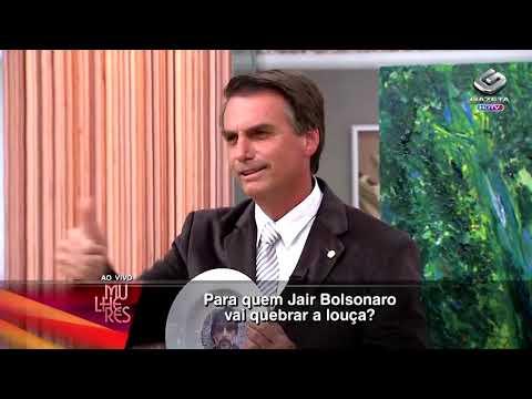 Bolsonaro se solta ao Falar do Rockeiro  Lobão