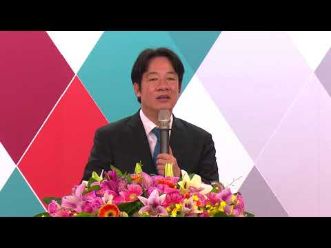 Premier Lai at 10th year celebration of IRCAD Taiwan / Asian Institute of TeleSurgery