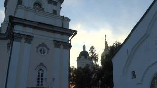 Живой колокольный звон Почаевской Лавры исцеляет !