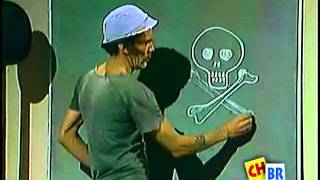 Chaves - Trecho - Seu Madruga dando aula [www.chapol.in]