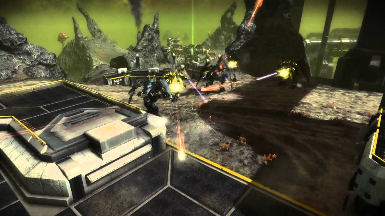 Starhawk's Multiplayer Looks Like Space Madness
