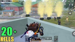 FLARE DROPS HEAVEN | 11 KILLS IN SAME HOUSE | PUBG MOBILE