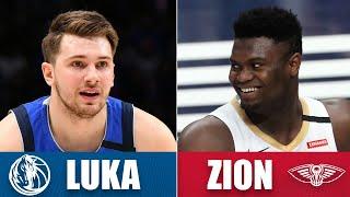 Doncic gets a triple-double, Zion scores 21 in Pelicans vs. Mavs OT battle | 2019-20 NBA Highlights