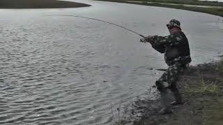 Рыбалка на реке конда хмао