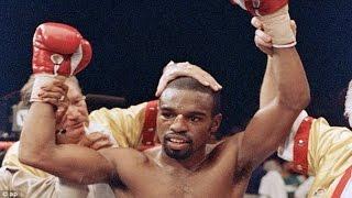 Rocky Lockridge   Dangerous Puncher (Highlight Reel)