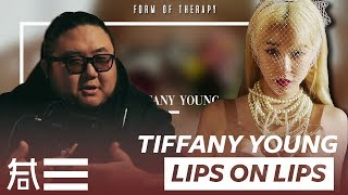 "Producer Reacts to Tiffany Young ""Lips on Lips"""