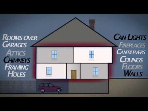 Comfenergy Attic Insulation Youtube Videos