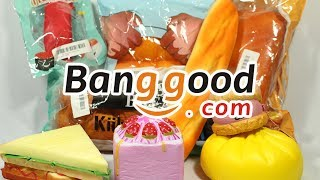 Banggood REVIEW Package! - Squishy Package #23