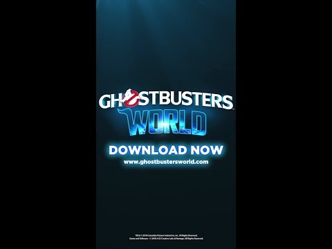 Vidéo S.O.S. Fantômes – Ghostbusters World