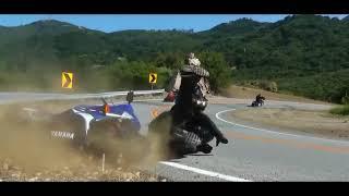 Yamaha Accident Compilation  Fz,R15,R1,R6,R3💥