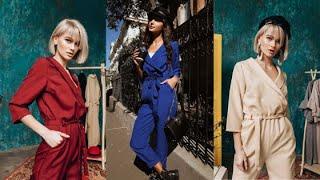 Модные комбинезоны на лето 2020