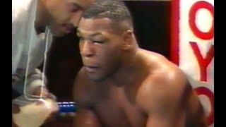 1990.マイク・タイソン vs.ジェームス・ダグラス【ボクシング】Mike Tyson vs. James Buster Douglas