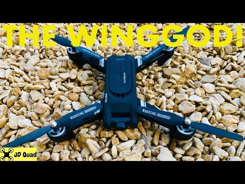 Eachine EG16 Unbox & Flight - Courtesy of Banggood